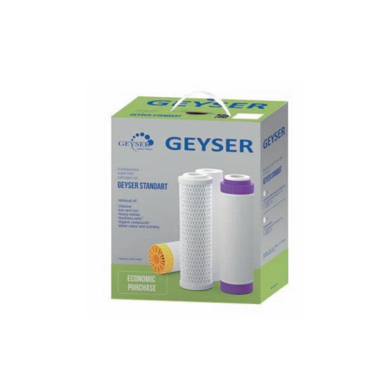 Φίλτρα Νερού Κάτω Πάγκου Geyser 3